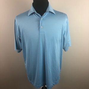 FootJoy Light Polo Golf Shirt w/Logo Men's M